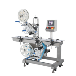 AL300 Top & Bottom Labeling Machine