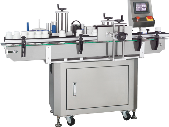 Al500 Automatic Automatic Wrap Around Labeling Machine
